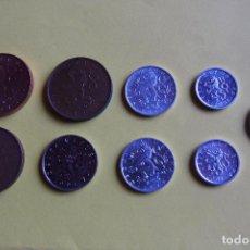 Monedas antiguas de Europa: LOTE 9 MONEDAS REPUBLICA CHECA. CESKA REPUBLIKA. DIVERSOS AÑOS. CHECOESLOVAQUIA. VER FOTOS . Lote 116065671