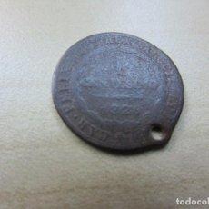 Monedas antiguas de Europa: ANTIGUA MONEDA DE 1 CENTESIMO DE CARLOS FELIX REY DE CERDEÑA 1826. Lote 116100575