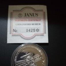 Monedas antiguas de Europa: MONEDA DE ALEMANIA DEL MUSEO GERMÁNICO NUNBERG CENTENARIO 1852 - 1952 DEL AÑO 1992.. Lote 105626167