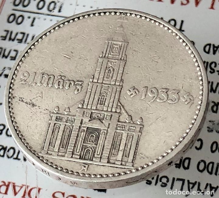 Moneda De 2 Reichsmark Del Tercer Reich Plata Comprar Monedas