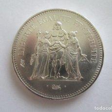 Monedas antiguas de Europa: FRANCIA * 50 FRANCOS 1976 * PLATA. Lote 116766071