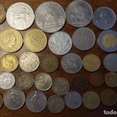 Monedas antiguas de Europa: MONEDAS EXTRANJERAS - 38 UNIDADES. Lote 117019407