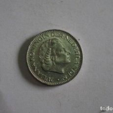 Monedas antiguas de Europa: HOLANDA - 1 GULDEN 1968. Lote 117980007