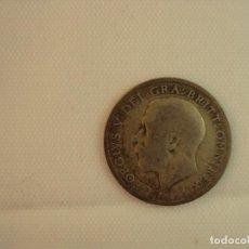 Monedas antiguas de Europa: MONEDA DE GEORGIUS V DE INGLATERRA, 1923, 6 PENIQUES, PLATA. Lote 118111631