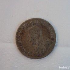 Monedas antiguas de Europa: MONEDA DE GEORGIVS V DE INGLATERRA, 1935 2 SHILLINGS PLATA 30 MM, 11 GR. Lote 118309323