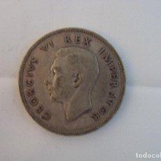 Monedas antiguas de Europa: MONEDA1940 UNION OF SOUTH AFRICA GEORGE VI SILVER / TWO 2 SHILLINGS 32 MM, 11 GR. Lote 118405823