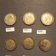 Monedas antiguas de Europa: LOTE CHELINES JORGE V . Lote 118494383