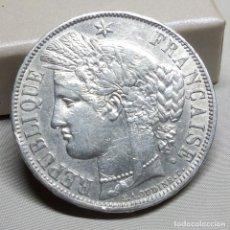 Monedas antiguas de Europa: MONEDA DE PLATA - 5 FRANCOS FRANCESES DE 1870 A. Lote 118578067