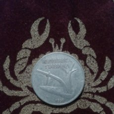 Monedas antiguas de Europa: MONEDA ITALIA. 10 LIRAS 1955.. Lote 118590006