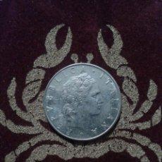 Monedas antiguas de Europa: MONEDA ITALIA. 50 LIRAS 1978.. Lote 118591459