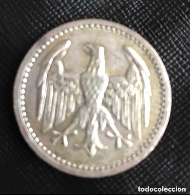 Monedas antiguas de Europa: Monedas Extranjeras - Alemania - 3 MARK 1924 A - Foto 2 - 118634267