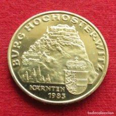 Monedas antiguas de Europa: ÁUSTRIA 20 SHILLING 1983 HOCHOSTERWITZ. Lote 118748379