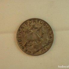 Monedas antiguas de Europa: PORTUGAL, 5 ESCUDOS 1942, PLATA. Lote 118851247