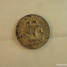 Monedas antiguas de Europa: 2,50 Y 5 ESCUDOS 1944-1940 PLATA. Lote 118851939
