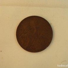 Monedas antiguas de Europa: FRANCIA. MONEDA DE 10 CENTIMOS. 1912.. Lote 118889791