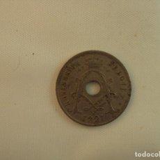 Monedas antiguas de Europa: MONEDA DE BELGICA, 1921, 25 CENTIMOS. Lote 119241387