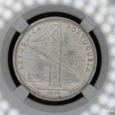 Monedas antiguas de Europa: PORTUGAL 20 ESCUDOS DE PLATA AÑO 1966- EN LOSA. Lote 119272099