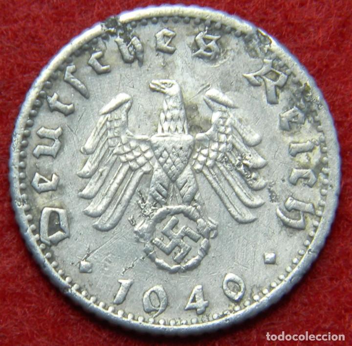 Alemania Deutsches Reich 50 Reichspfennig Comprar Monedas