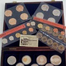 Monedas antiguas de Europa: BONITO LOTE DE MONEDAS IDEAL PARA INICIARSE O AMPLIAR COLECCION DE MONEDAS Y MEDALLAS TEMATICAS. Lote 120023196