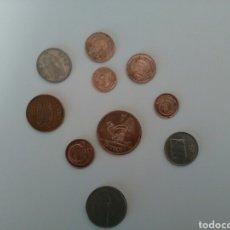 Monedas antiguas de Europa: MONEDAS DE IRLANDA. 10 MONEDAS. Lote 121048891