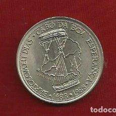 Monedas antiguas de Europa: PORTUGAL 100 ESCUDOS 1988.CABO DE BUENA ESPERANZA. Lote 121079211