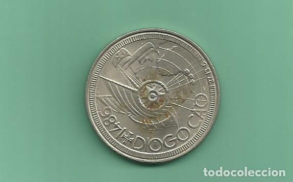 PORTUGAL 100 ESCUDOS 1987. DIOGO CAO (Numismática - Extranjeras - Europa)