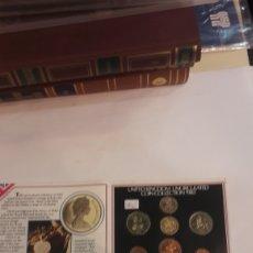 Monedas antiguas de Europa: ESTUCHE MONEDAS REINO UNIDO 1983. Lote 121324286
