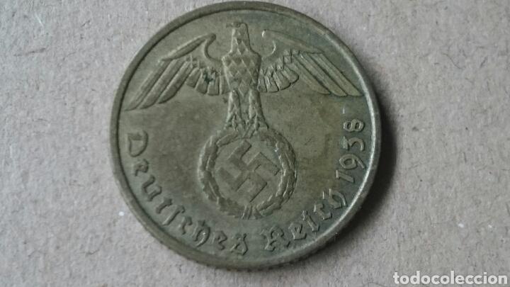 COLECCIÓN MONEDAS ALEMANIA NAZI (Numismática - Extranjeras - Europa)