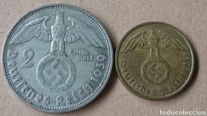 Monedas antiguas de Europa: Colección Monedas Alemania Nazi - Foto 3 - 121349278