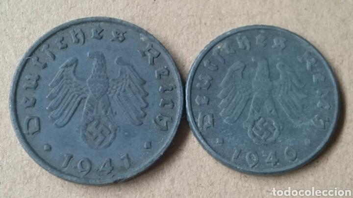 Monedas antiguas de Europa: Colección Monedas Alemania Nazi - Foto 5 - 121349278