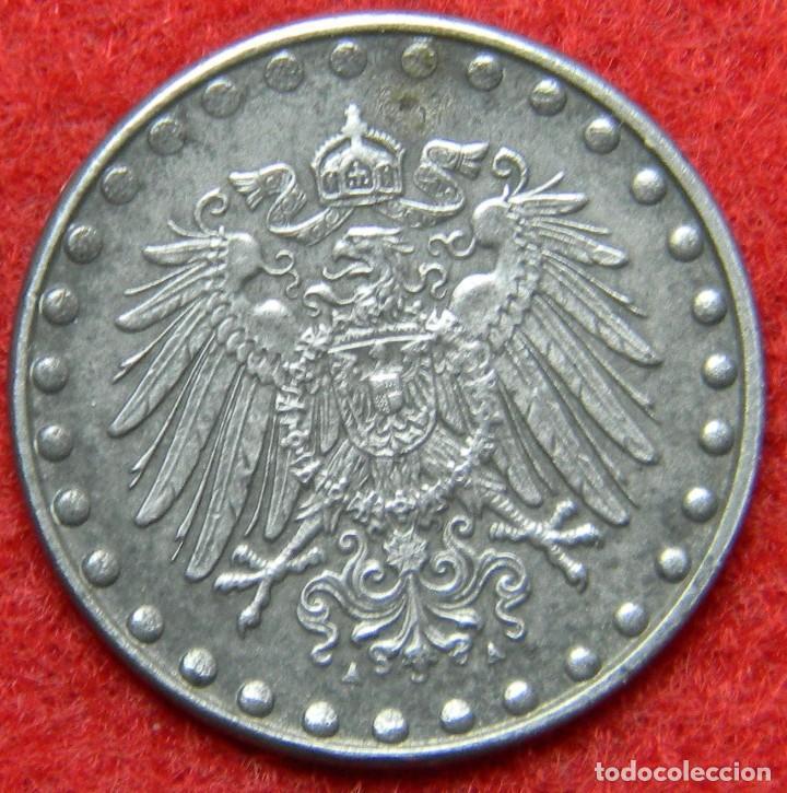 Alemania Deutsche Reich 10 Pfennig 1921 Comprar Monedas