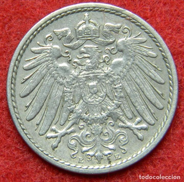 Alemania Deutsche Reich 5 Pfennig 1909 Comprar Monedas