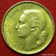 Monedas antiguas de Europa: FRANCIA - FRANCE - 50 FRANCS - 1953 - KRAUSE KM# 918. Lote 123367191