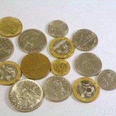 Monedas antiguas de Europa: LOTE 14 MONEDAS FRANCIA . Lote 123529867