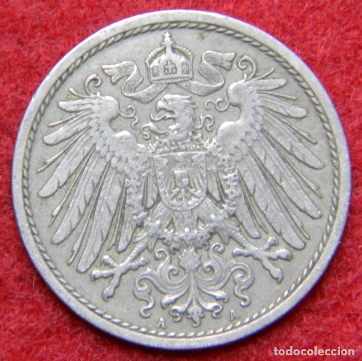 10 Pfennig 1912 Alemania Deutsche Reich Comprar Monedas