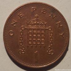 Monedas antiguas de Europa: REINO UNIDO 1 PENNY 1995 - KM# 935A. Lote 124680131