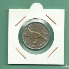 Monedas antiguas de Europa: PORTUGAL 100 ESCUDOS 1997. EXPO LISBOA. BIMETALICA. Lote 124686267