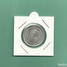 Monedas antiguas de Europa: SUIZA: 2 FRANCS 1914. 10 GRAMOS DE LEY 0,835. Lote 124775435