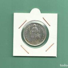 Monedas antiguas de Europa: SUIZA: 2 FRANCS 1967. 10 GRAMOS DE LEY 0,835. Lote 124779407