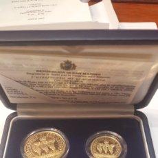 Monedas antiguas de Europa: ORO SAN MARIÑO 2003 20 Y 50 EUROS EN ORO. Lote 125380647