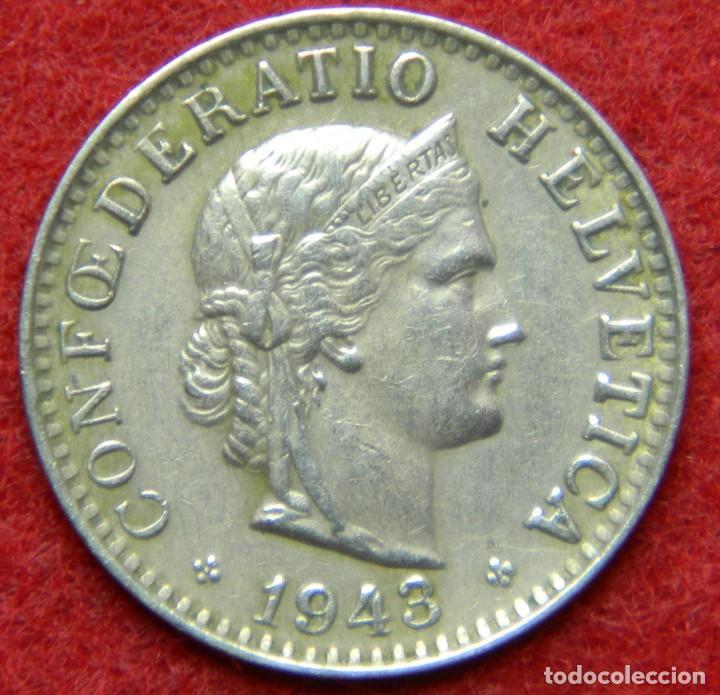 Suiza Confederatio Helvetica 20 Centimos Comprar Monedas