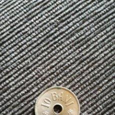 Monedas antiguas de Europa: MONEDA RUMANÍA 1906. Lote 125902964