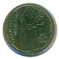 Alte Münzen aus Europa - VATICANO 20 LIRAS 1975 - XIII ( SC- ) - PABLO VI - AÑO SANTO - 125919483