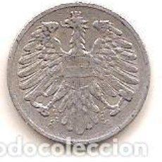 Monedas antiguas de Europa: AUSTRIA,2 GROSCHEN 1957.. Lote 126205895