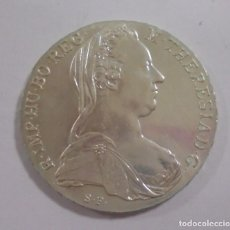 Monedas antiguas de Europa: MONEDA. AUSTRIA. MARIA TERESA. THALER. 1780. S/C. VER. Lote 126240259