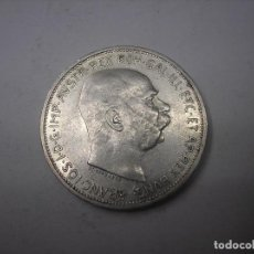 Monedas antiguas de Europa: AUSTRIA. 2 CORONAS DE PLATA DE 1912. EMPERADOR FRANCISCO JOSÉ I. Lote 126440595