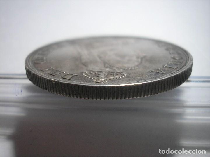 Monedas antiguas de Europa: Gran Bretaña victoria doble Florin 1887 Plata - Foto 3 - 126474307