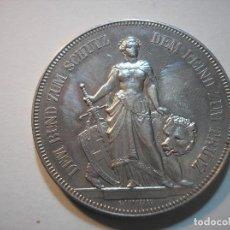 Monedas antiguas de Europa: SUIZA 5 FRANCOS DE PLATA BERNA 1885. Lote 126482147