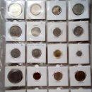 Monedas antiguas de Europa: LOTE 20 MONEDAS ENCARTONADAS CON LA HOJA DE ALMACENAMIENTO DE PLÁSTICO -. Lote 160905460