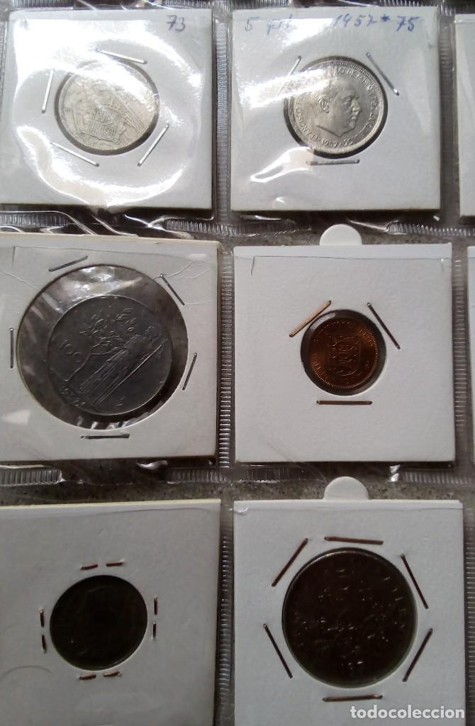 Monedas antiguas de Europa: LOTE 20 MONEDAS ENCARTONADAS CON LA HOJA DE ALMACENAMIENTO DE PLÁSTICO - - Foto 4 - 160905460